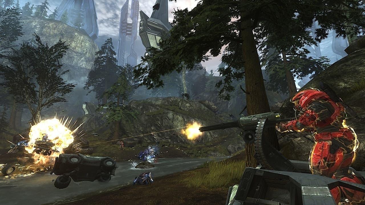 Halo Combat Evolved Anniversaire Xbox 360
