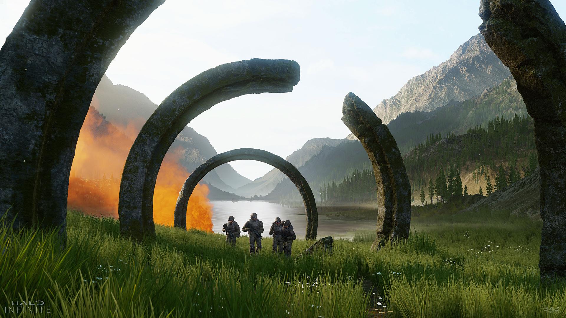 Halo Infinite Xbox Series X & S