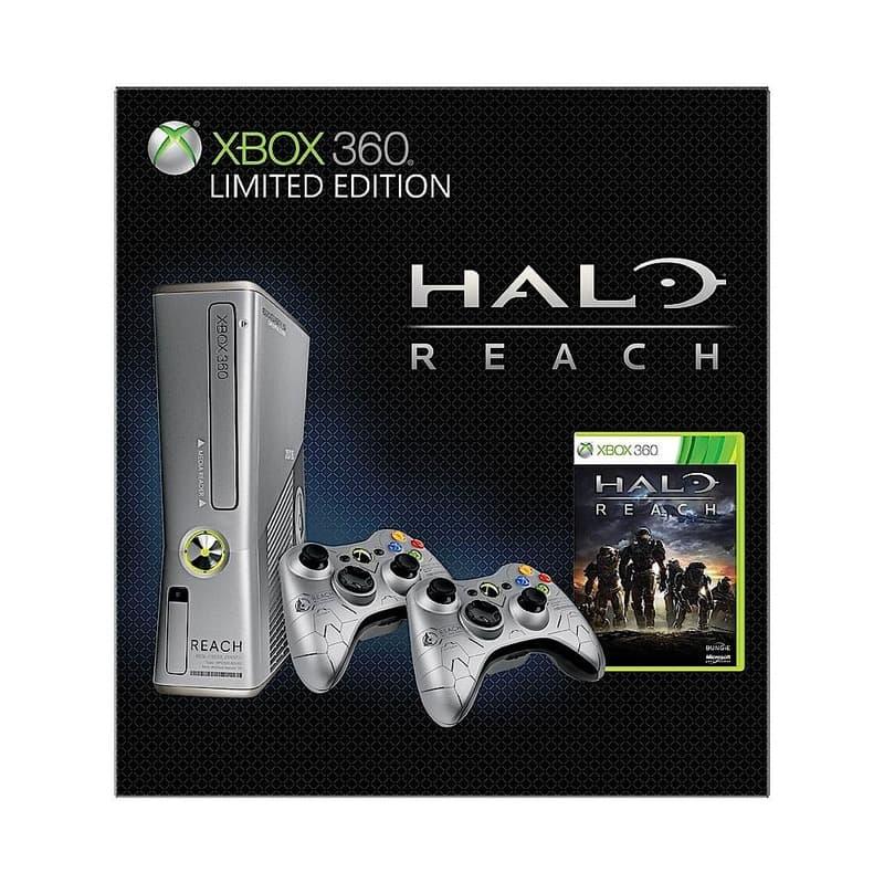 Le bundle Halo Reach annoncé