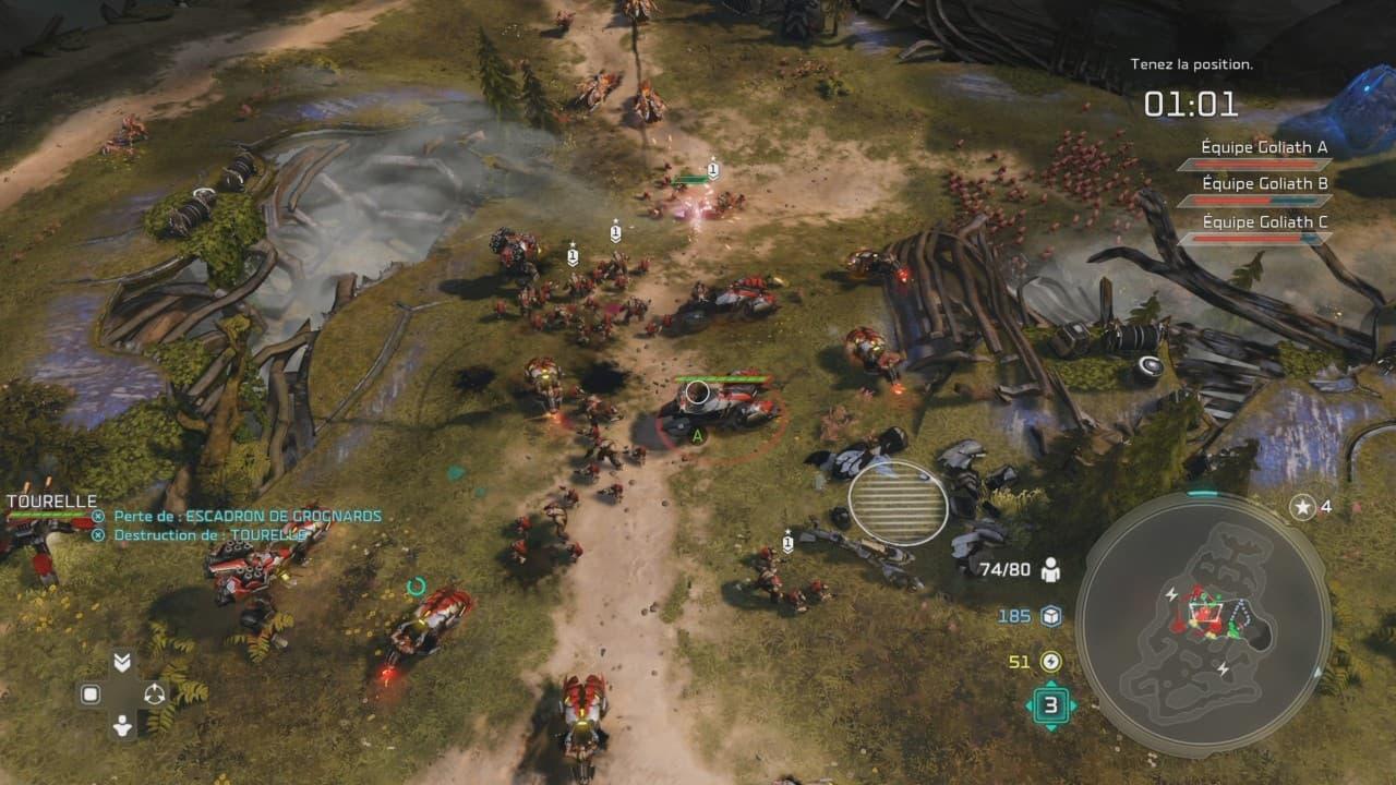 Halo Wars 2: L'Eveil Du Cauchemar Xbox One