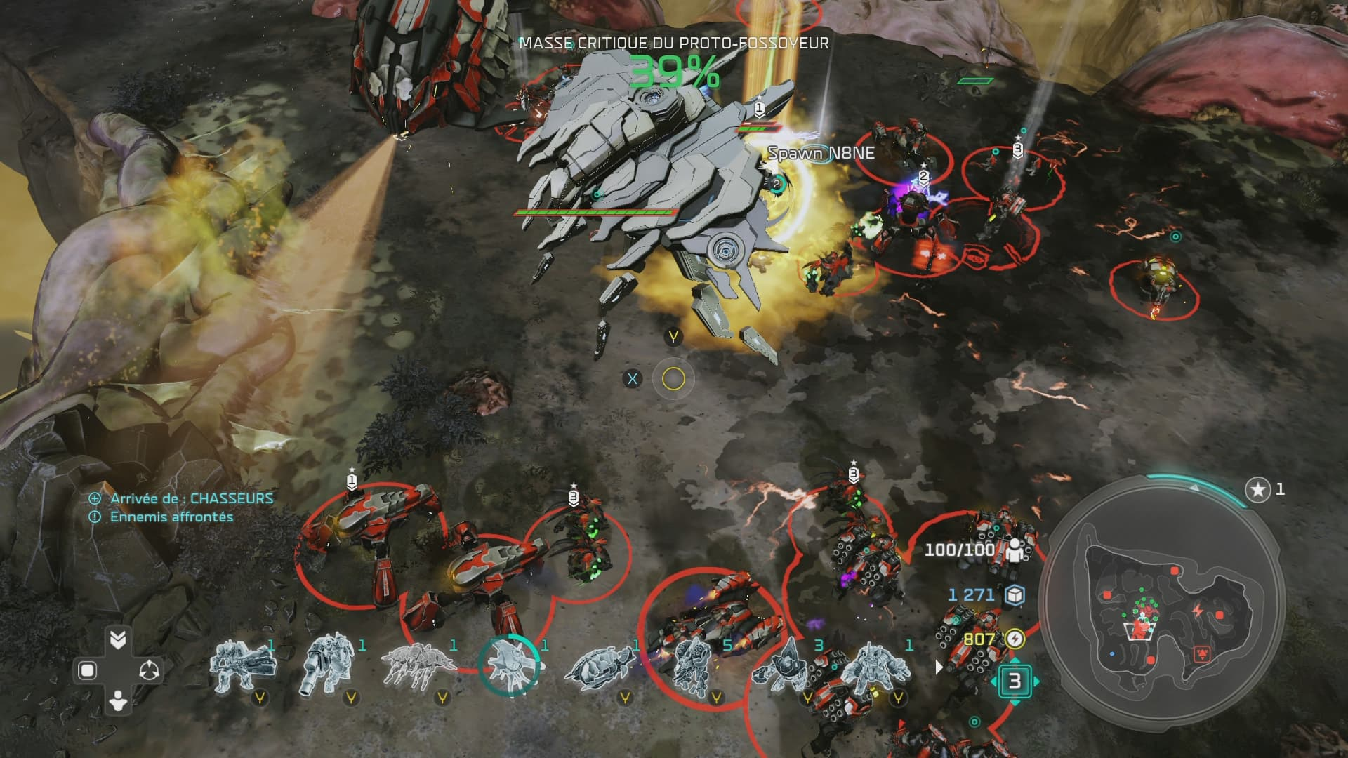 Halo Wars 2: L'Eveil Du Cochemar