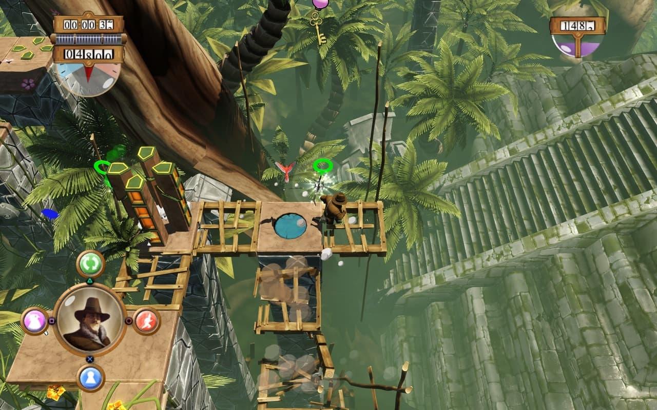 Xbox 360 Hamilton's Great Adventure