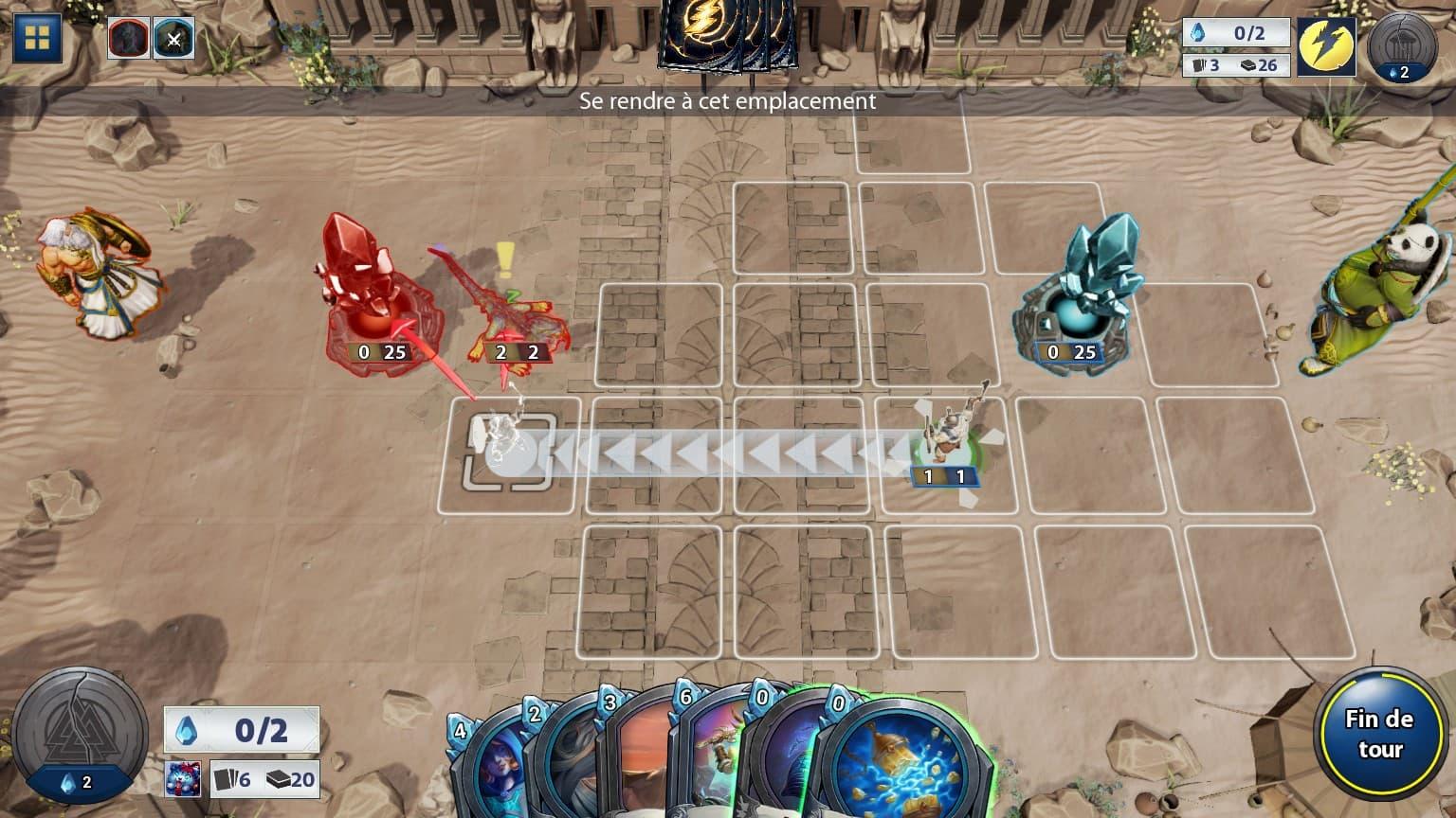 Hand of the Gods: SMITE Tactics Xbox One