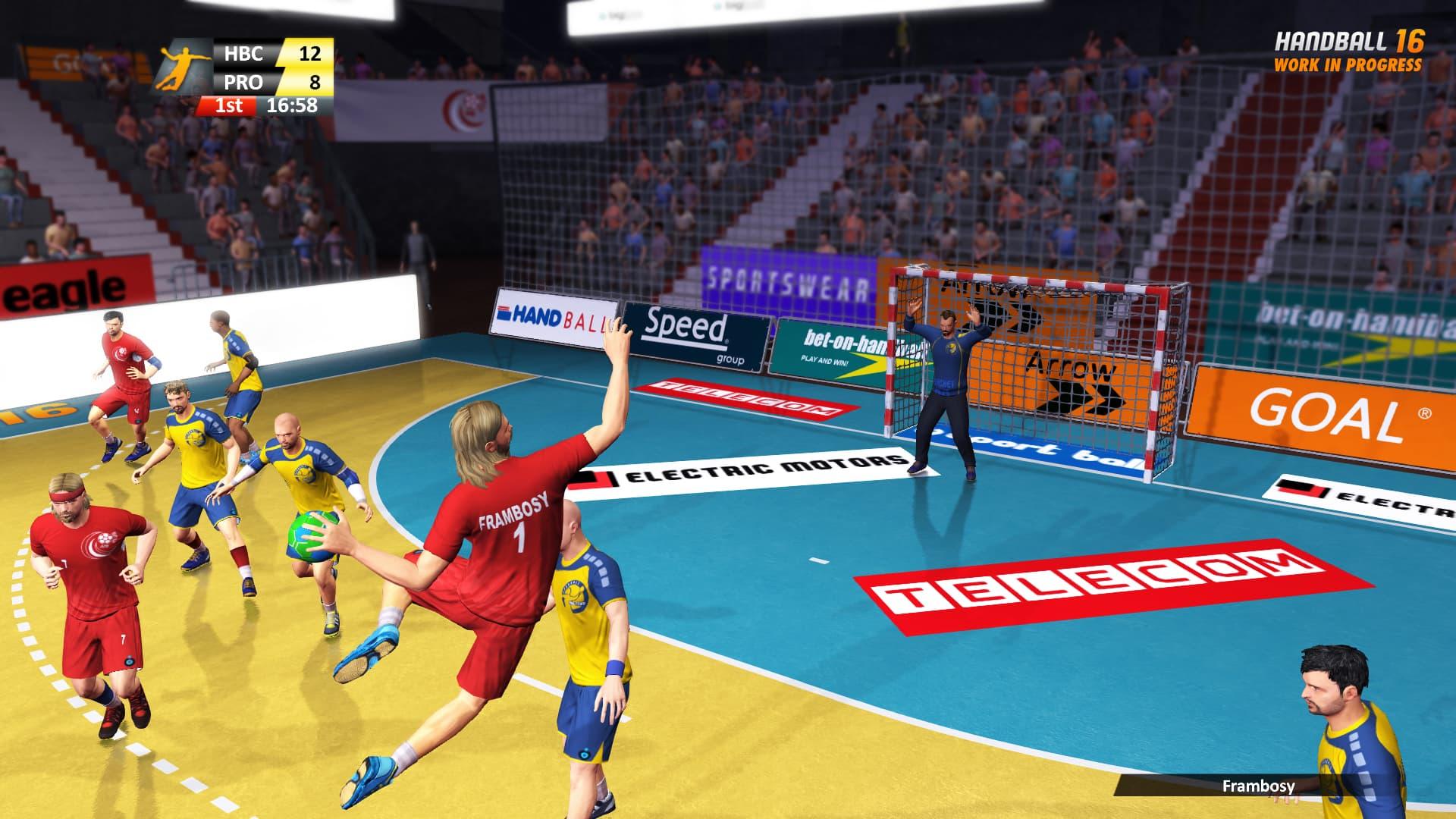 Handball 16 Xbox