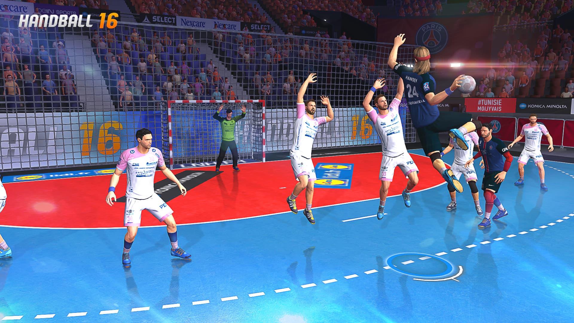 Xbox One Handball 16