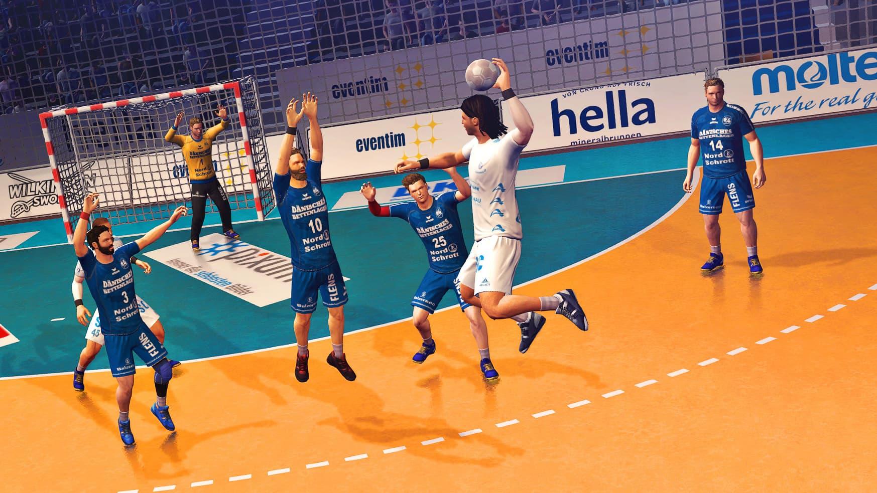 Handball 17 Xbox