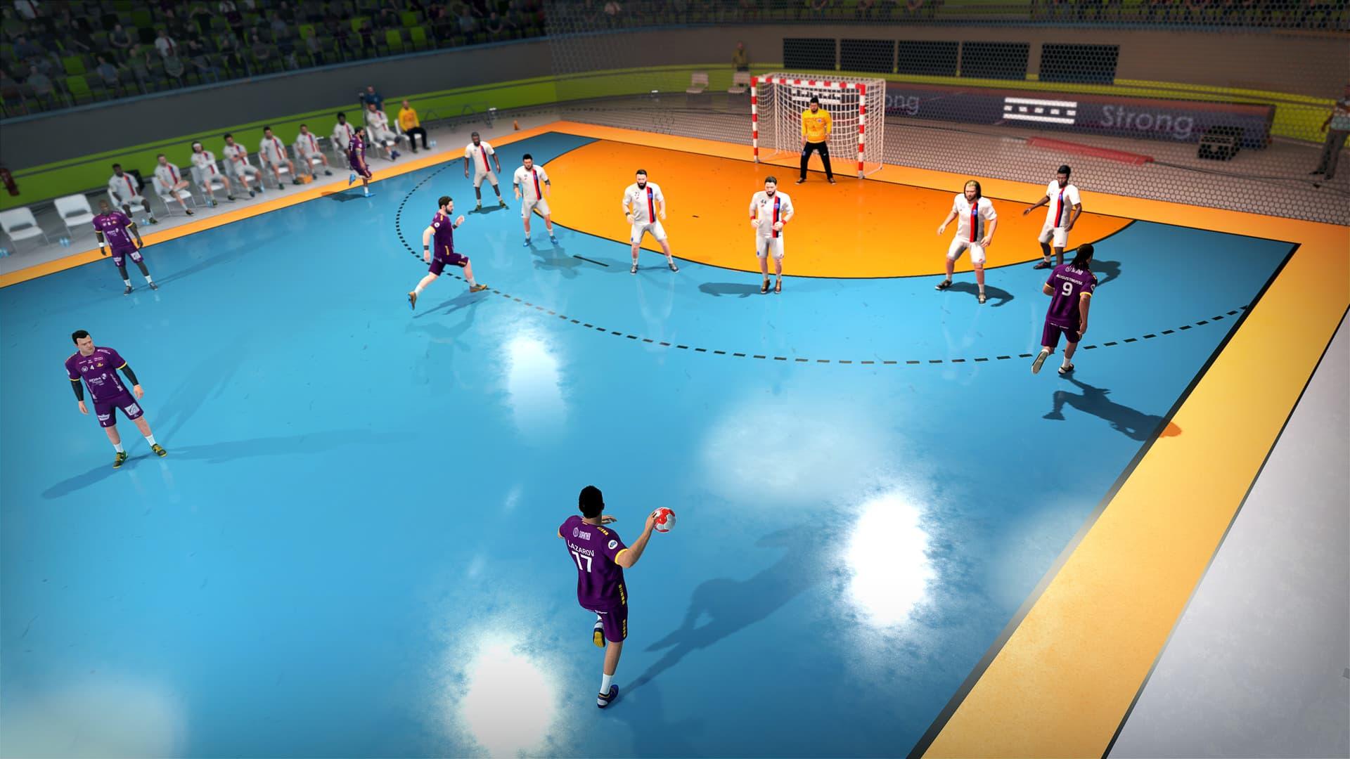 Xbox One Handball 21