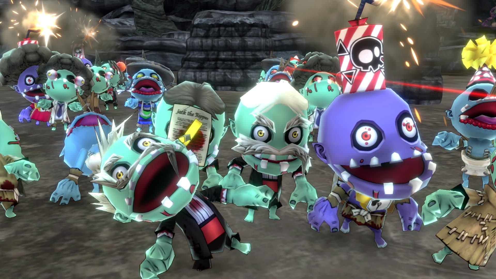 Happy Dungeons Xbox