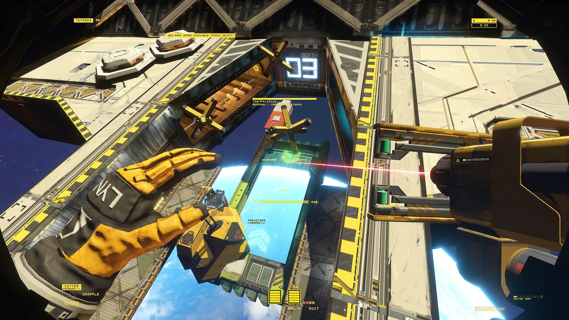 Xbox One Hardspace: Shipbreaker