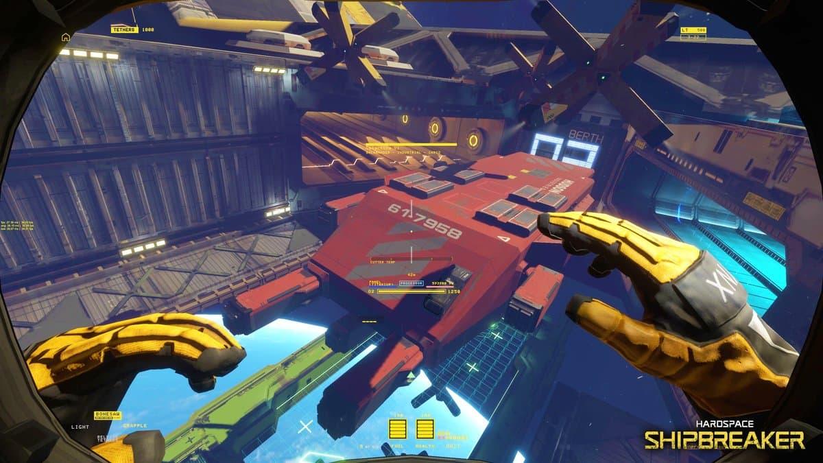 Hardspace: Shipbreaker Xbox