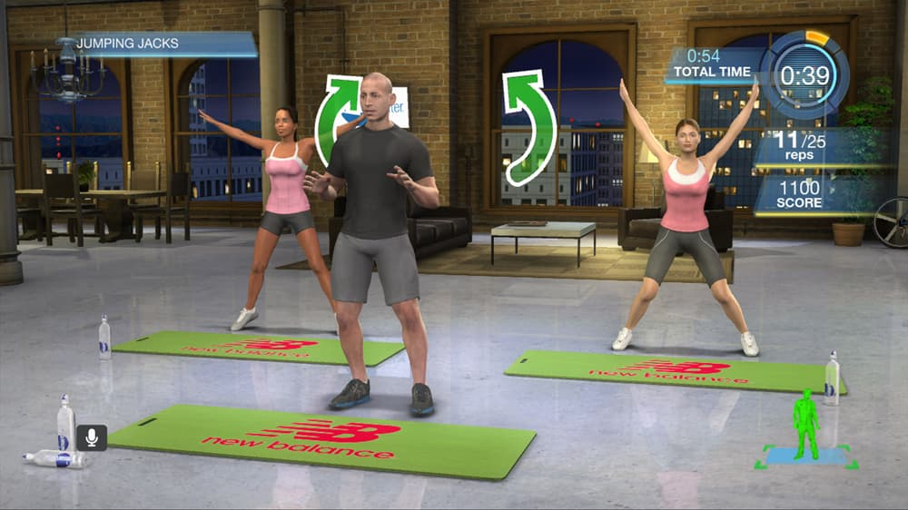 Xbox 360 Harley Pasternak's Hollywood Workout