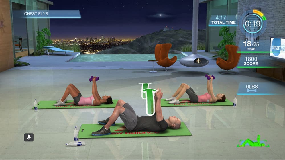 Harley Pasternak's Hollywood Workout Xbox 360