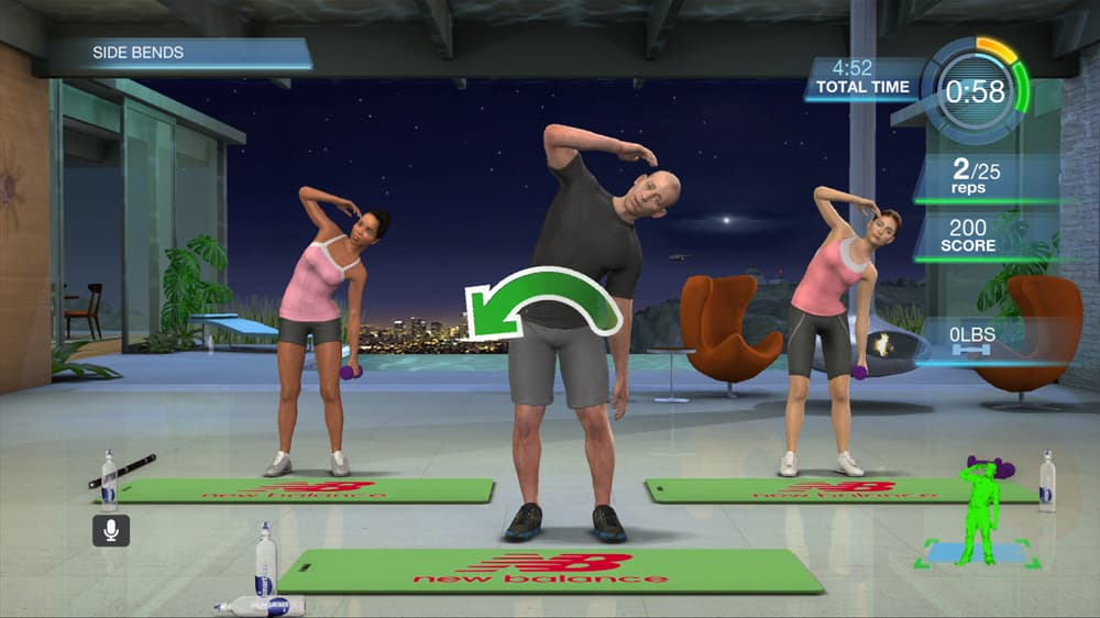 Harley Pasternak's Hollywood Workout Xbox