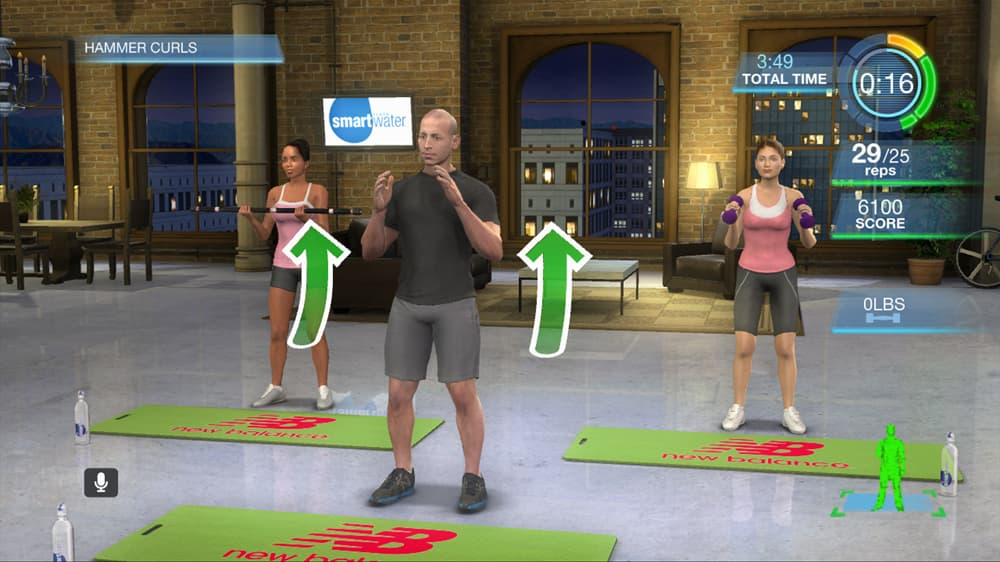 Harley Pasternak's Hollywood Workout - Image n°7