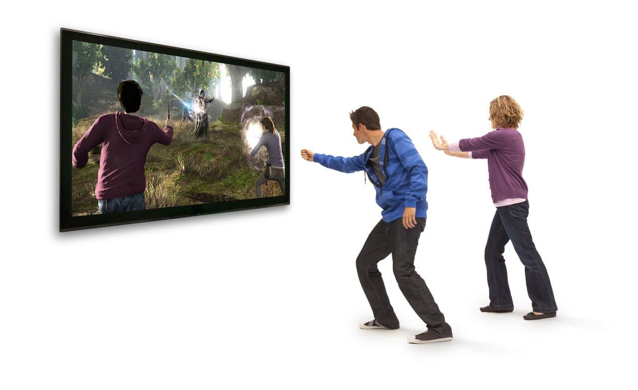 Harry Potter et les Reliques de la Mort - Première Partie Xbox 360 Kinect