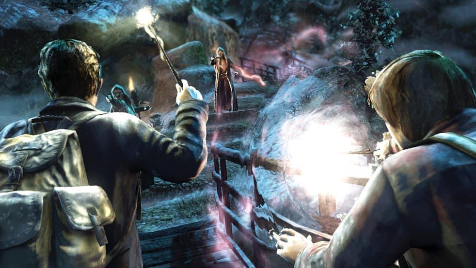 Xbox 360 Kinect Harry Potter et les Reliques de la Mort - Première Partie