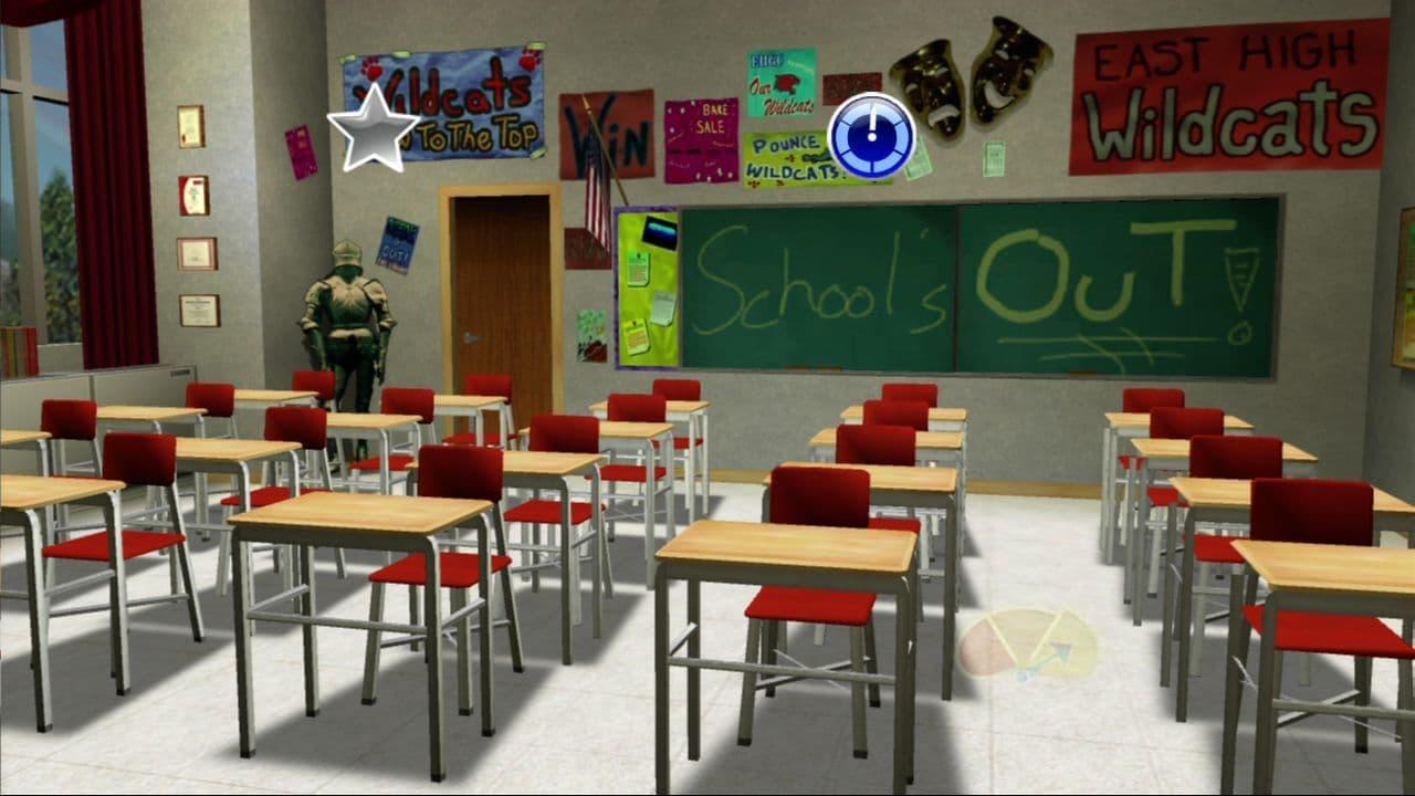 Xbox 360 High School Musical 3 Dance! Nos Années Lycée