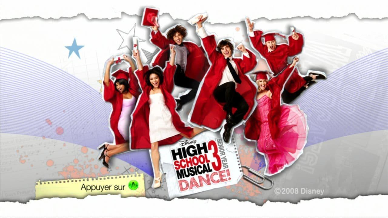 High School Musical 3 Dance! Nos Années Lycée - Image n°8