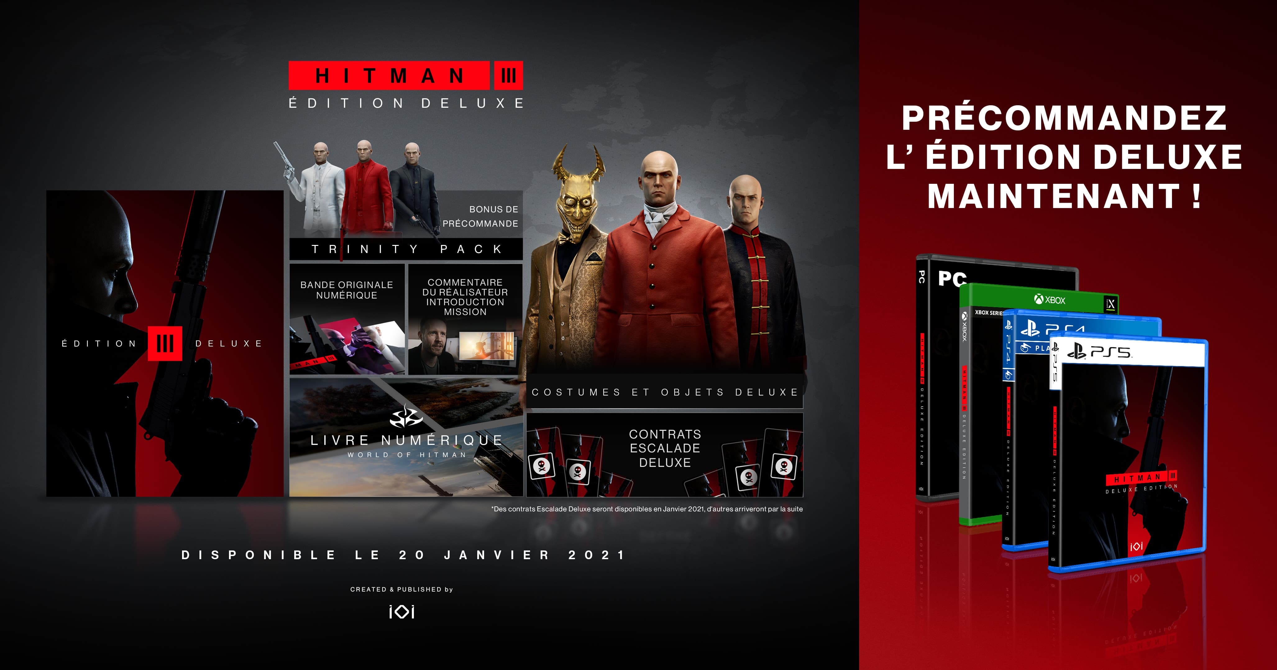 Xbox Series X & S Hitman 3