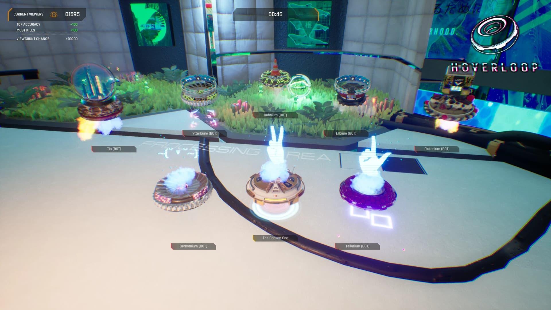 Xbox One Hoverloop