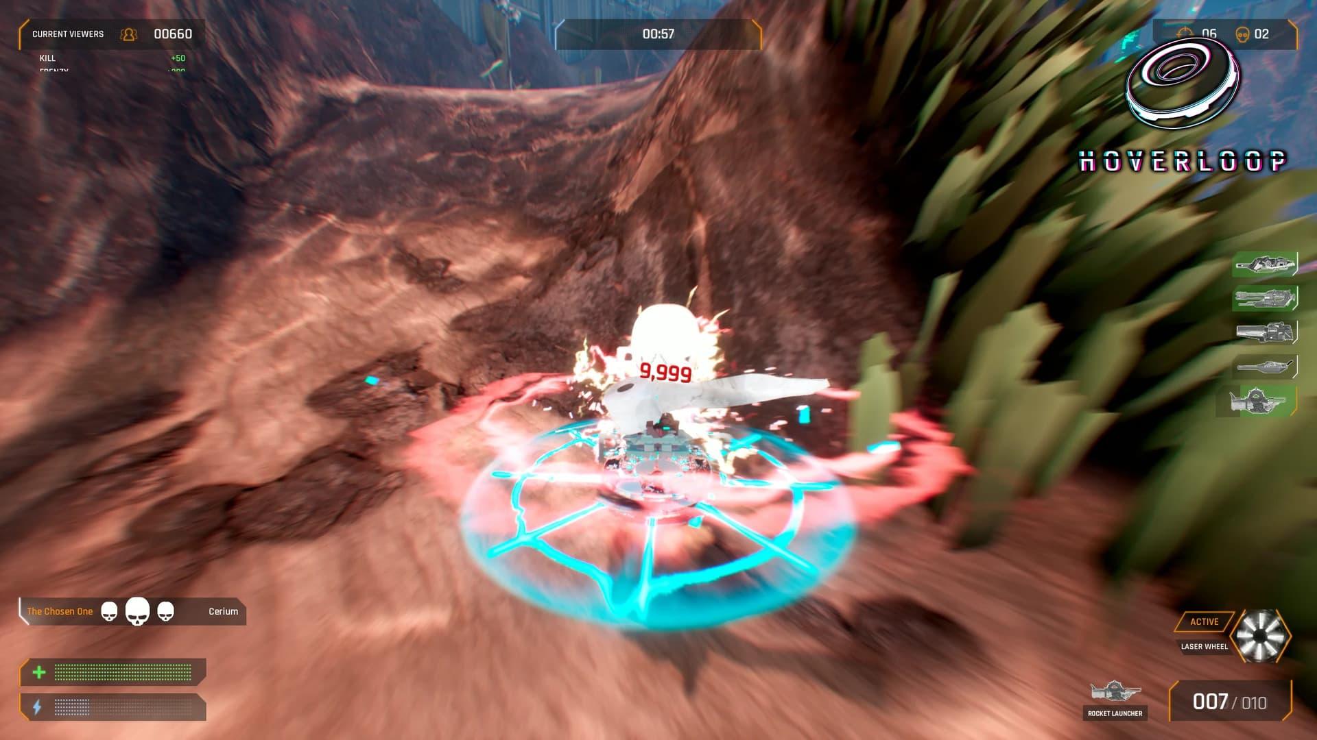 Hoverloop Xbox One