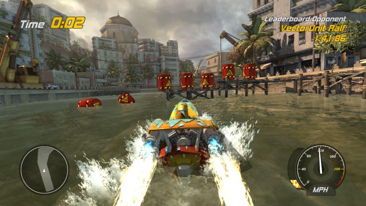 Hydro Thunder Hurricane Xbox 360