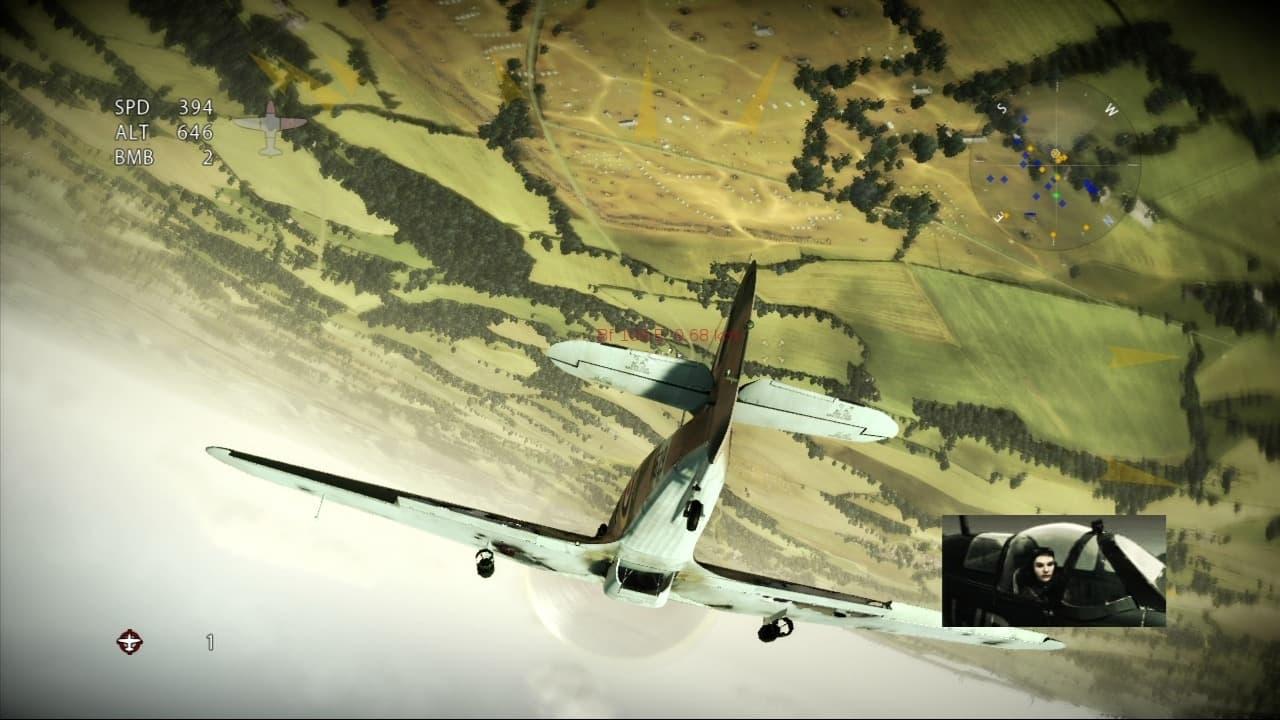 Xbox 360 IL-2 Sturmovik: Birds of Prey