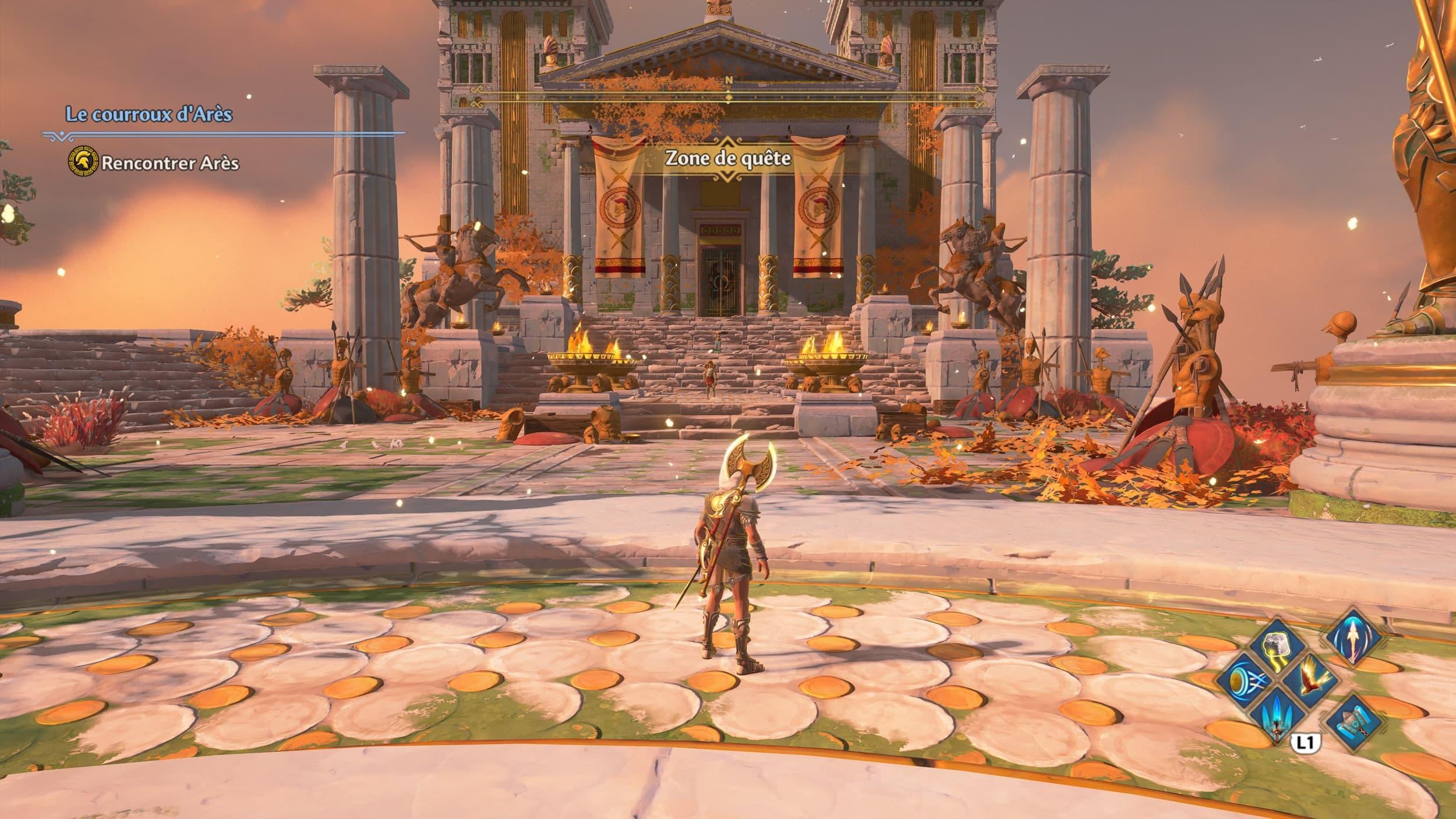 Xbox Series X & S Immortals Fenyx Rising: Un Nouveau Dieu