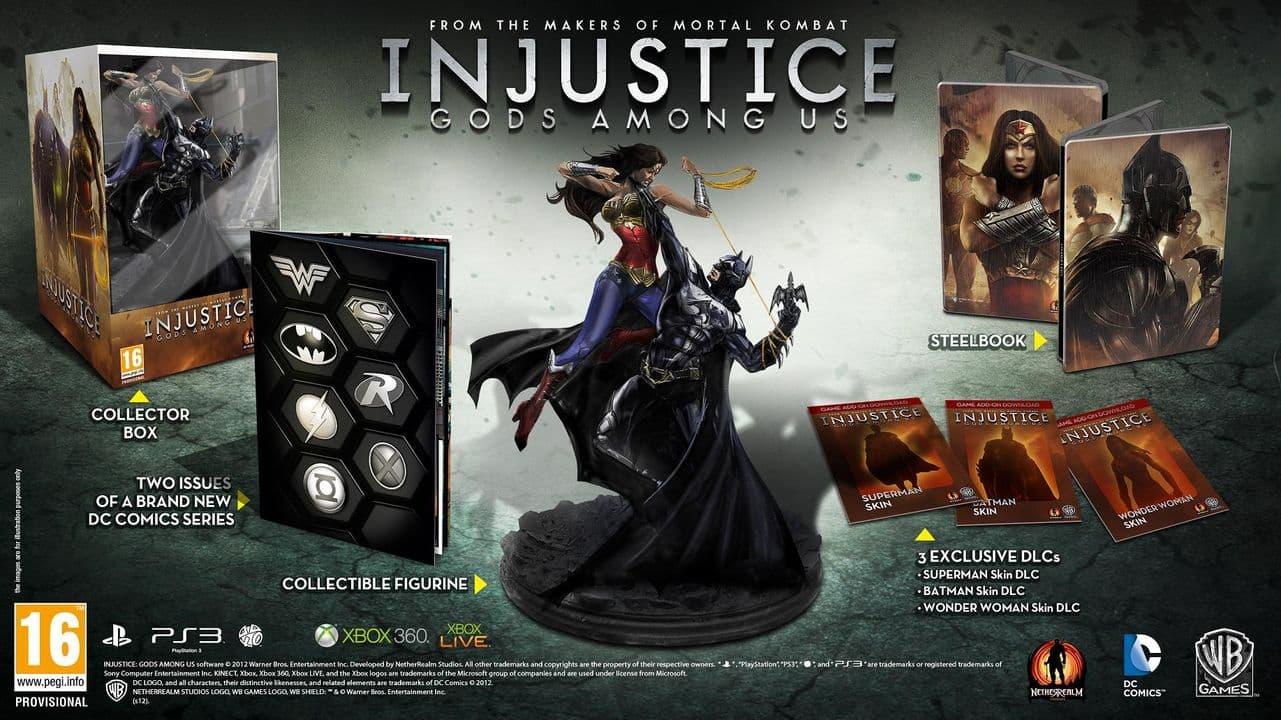 Injustice: Les Dieux sont Parmi Nous Xbox