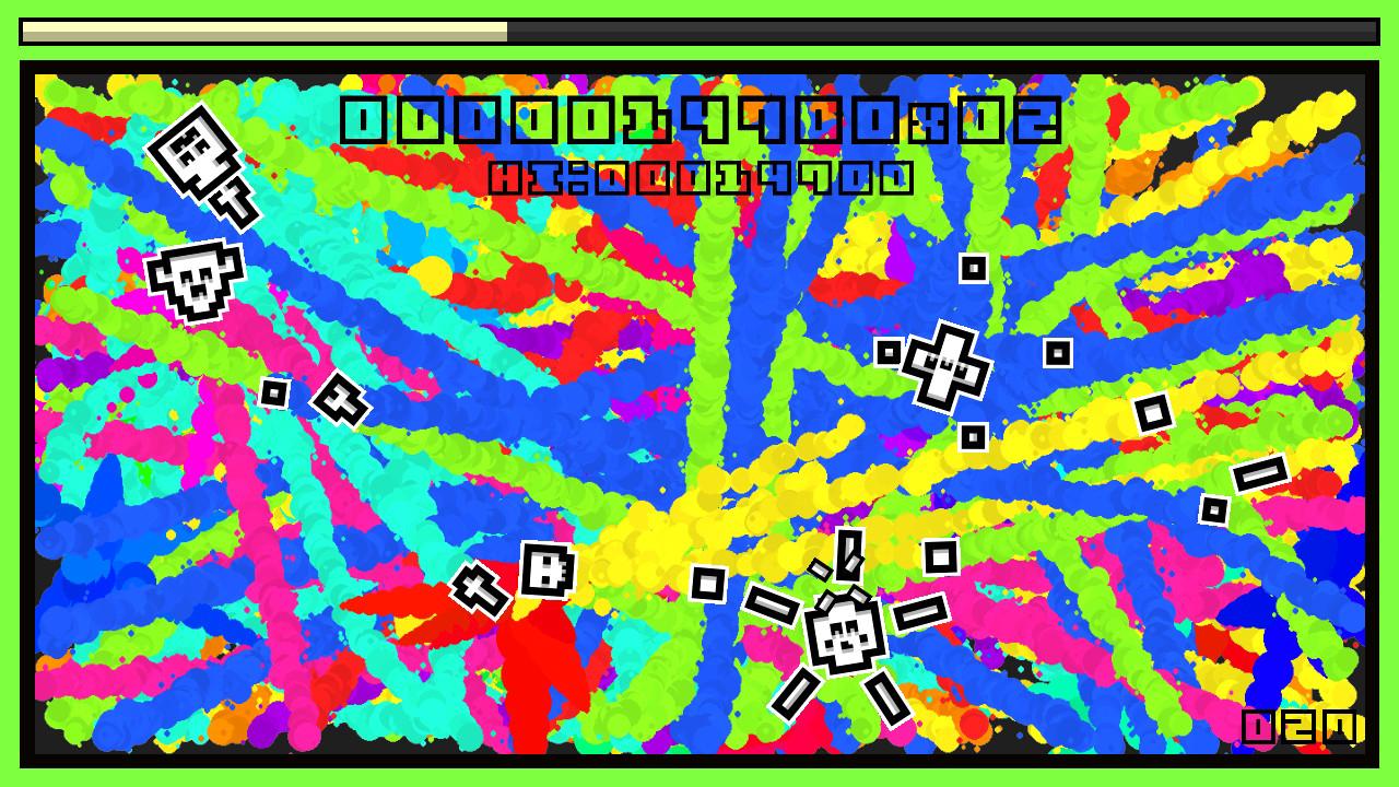 Xbox One InkSplosion