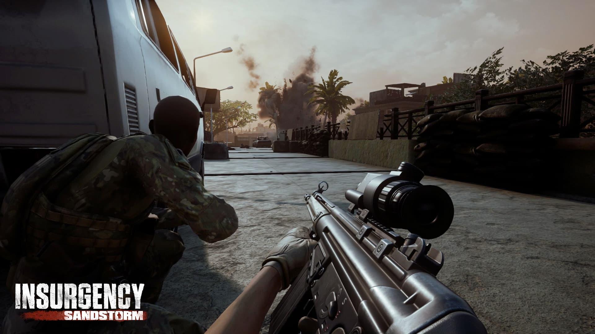 Insurgency: Sandstorm Xbox
