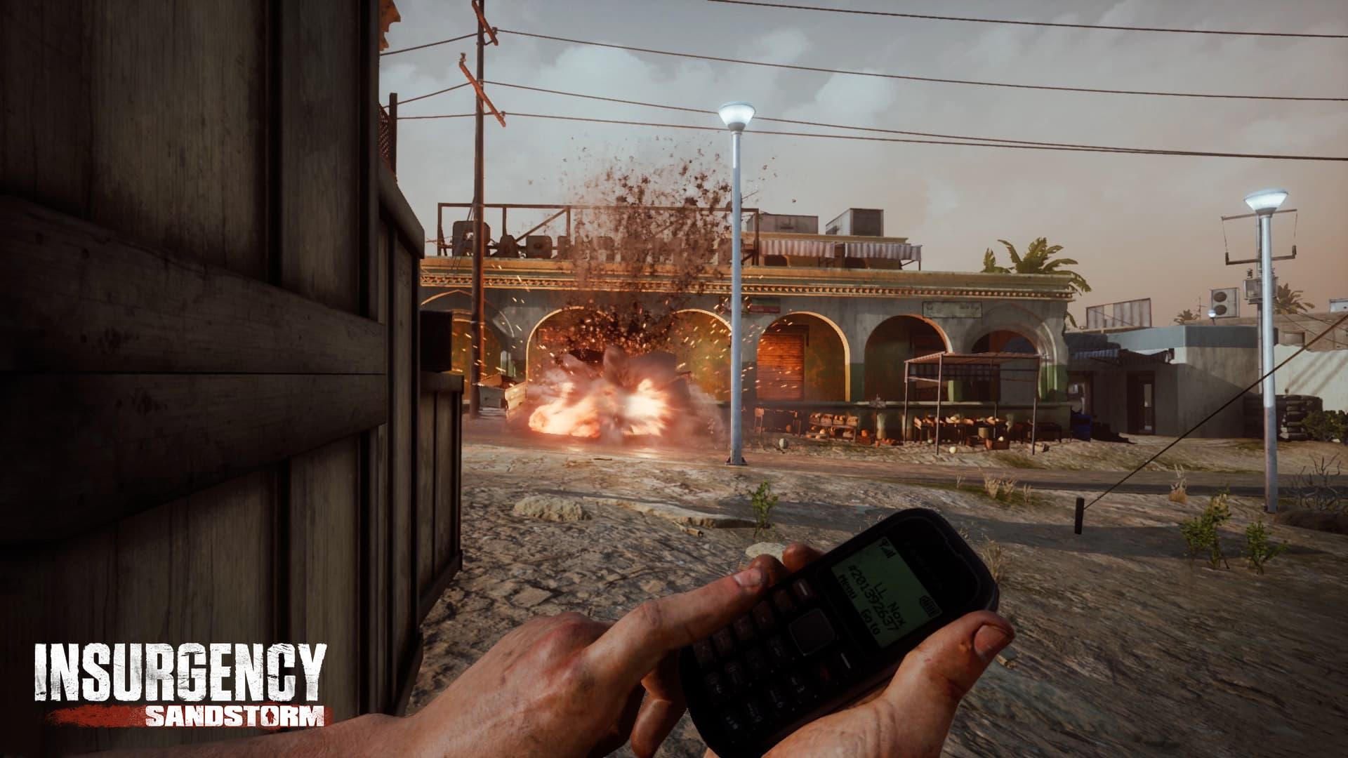 Insurgency: Sandstorm Xbox Series X & S