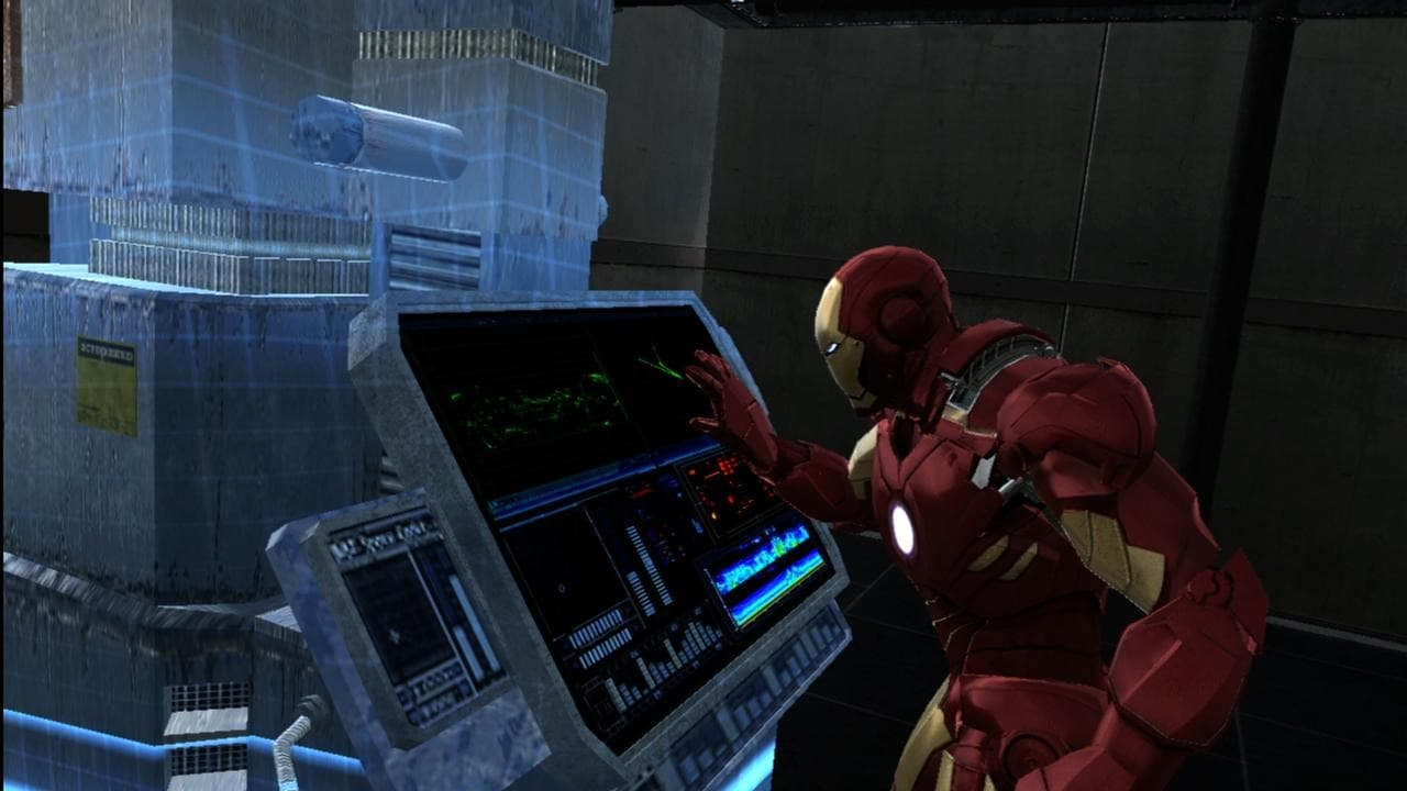 Iron man 2 jeu xbox 360 - Jeux iron man gratuit ...