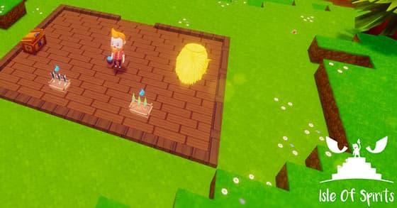 Isle of Spirits Xbox