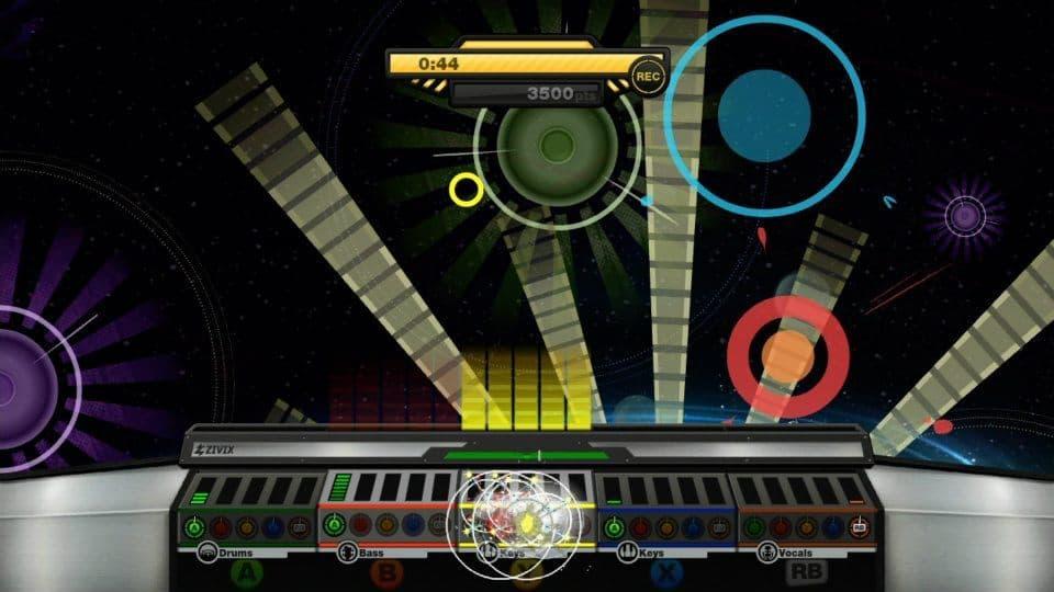 JAM Live Music Arcade Xbox