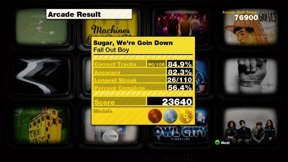 Xbox 360 JAM Live Music Arcade