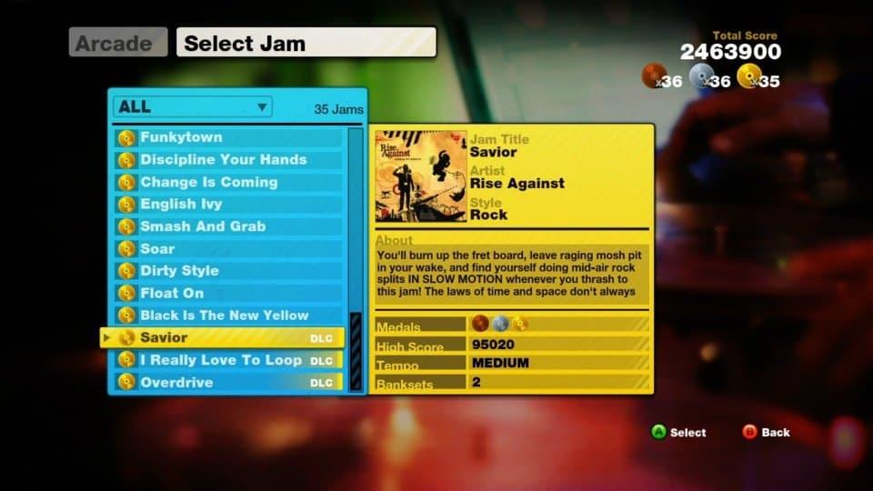 JAM Live Music Arcade - Image n°8