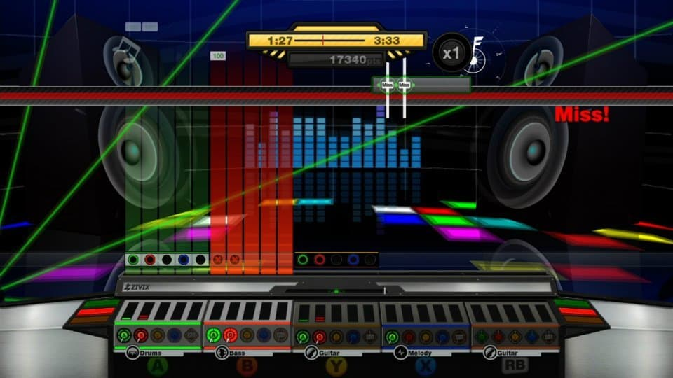 JAM Live Music Arcade - Image n°7