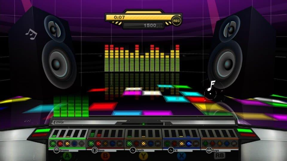 JAM Live Music Arcade Xbox 360