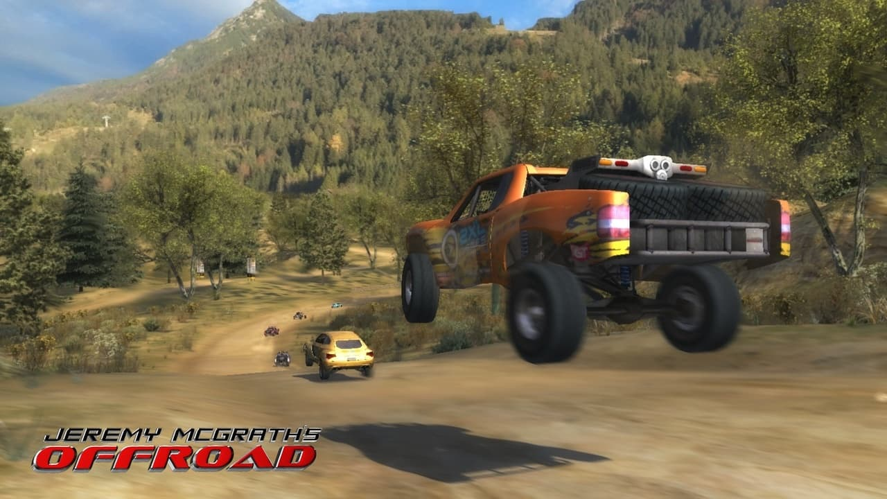 Jeremy McGrath's Offroad Racing Xbox Live