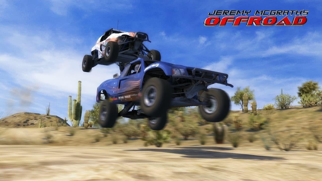 Xbox Live Jeremy McGrath's Offroad Racing