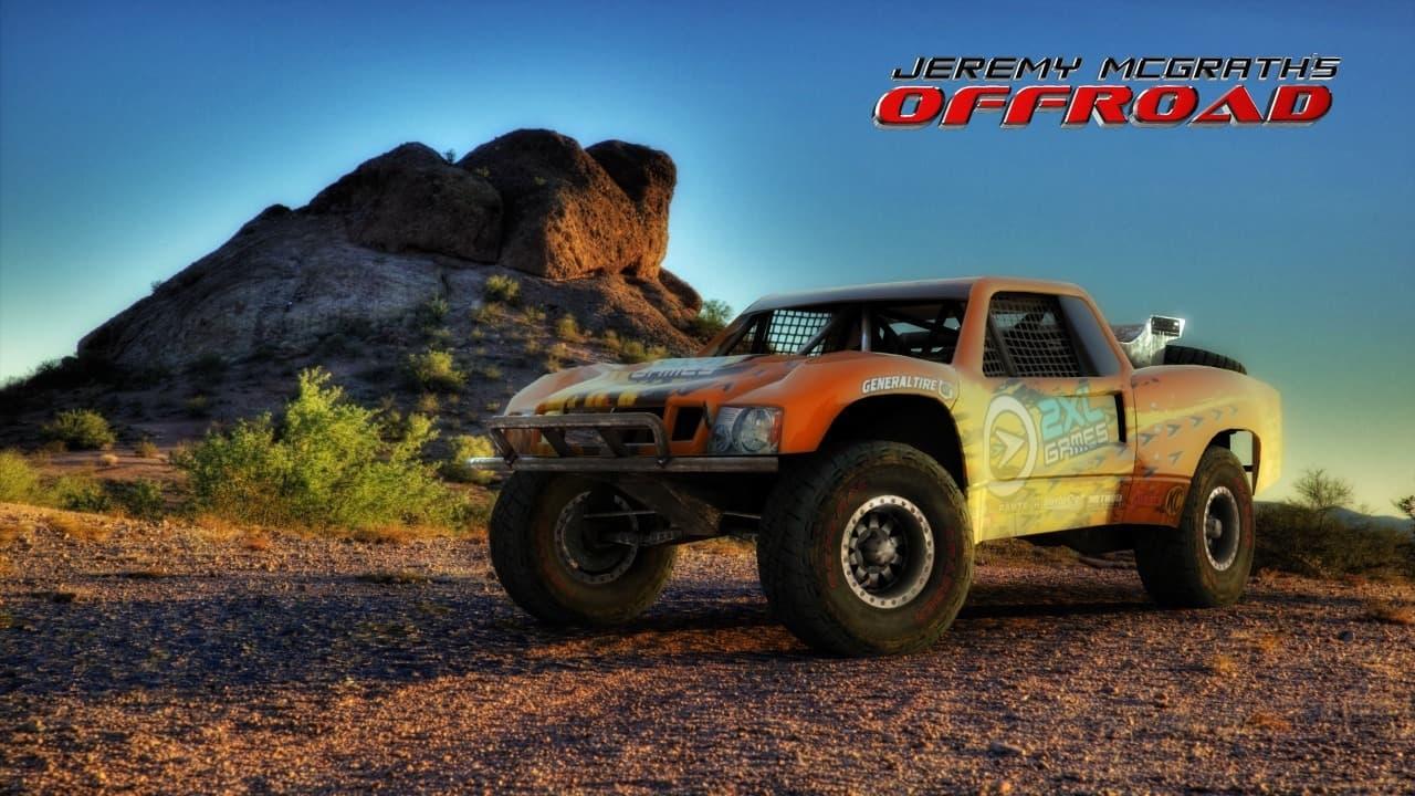 Jeremy McGrath's Offroad Racing - Image n°6