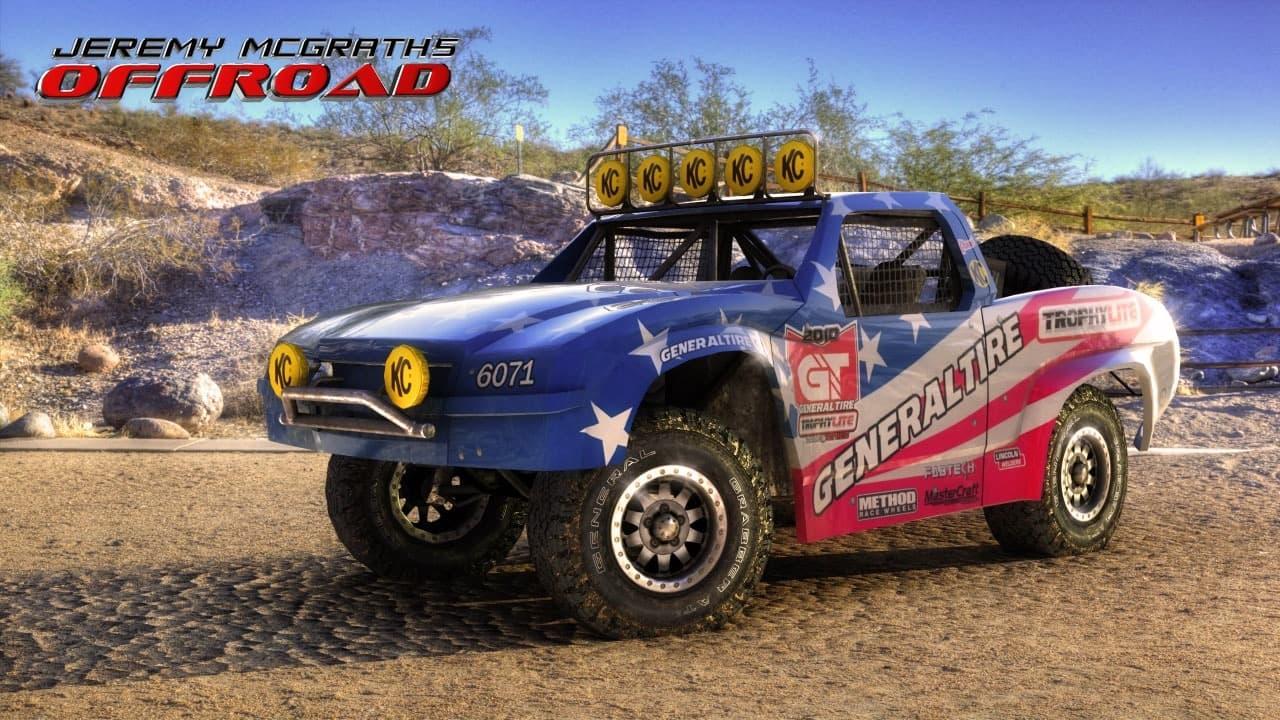 Jeremy McGrath's Offroad Racing - Image n°7