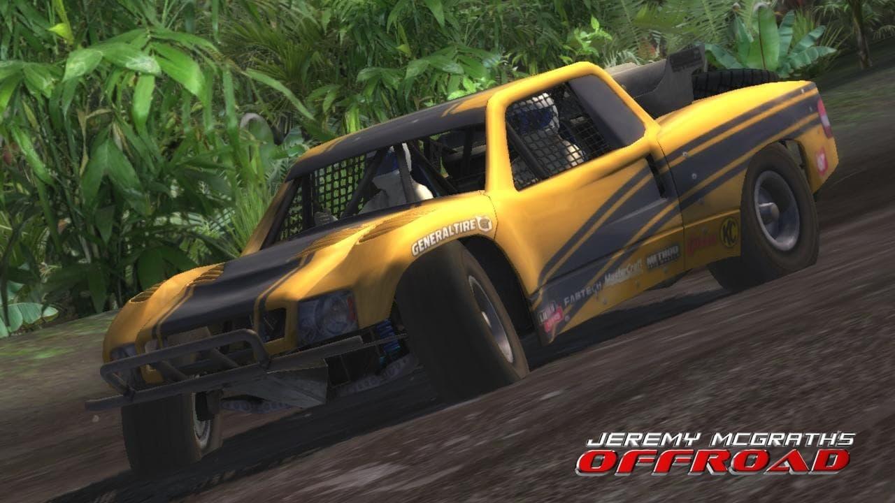 Jeremy McGrath's Offroad Racing Xbox