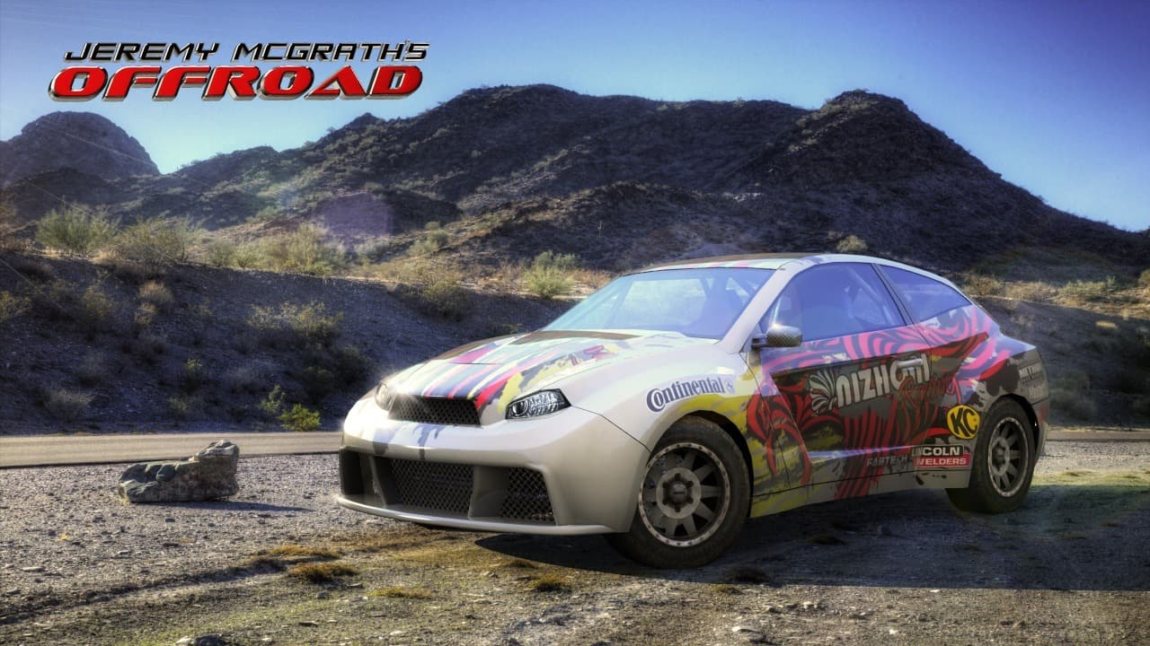 Xbox 360 Jeremy McGrath's Offroad