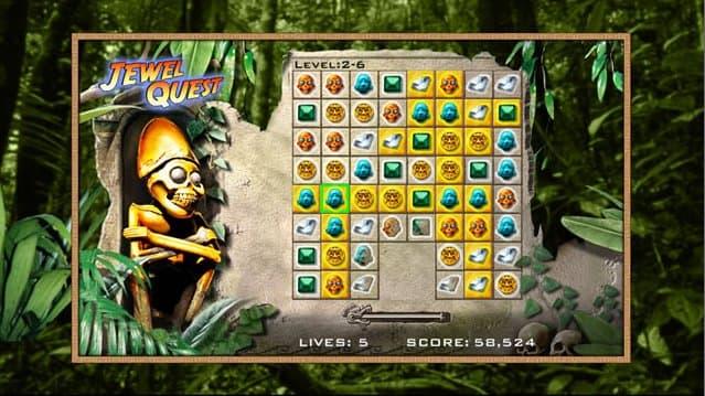 Xbox 360 Jewel Quest