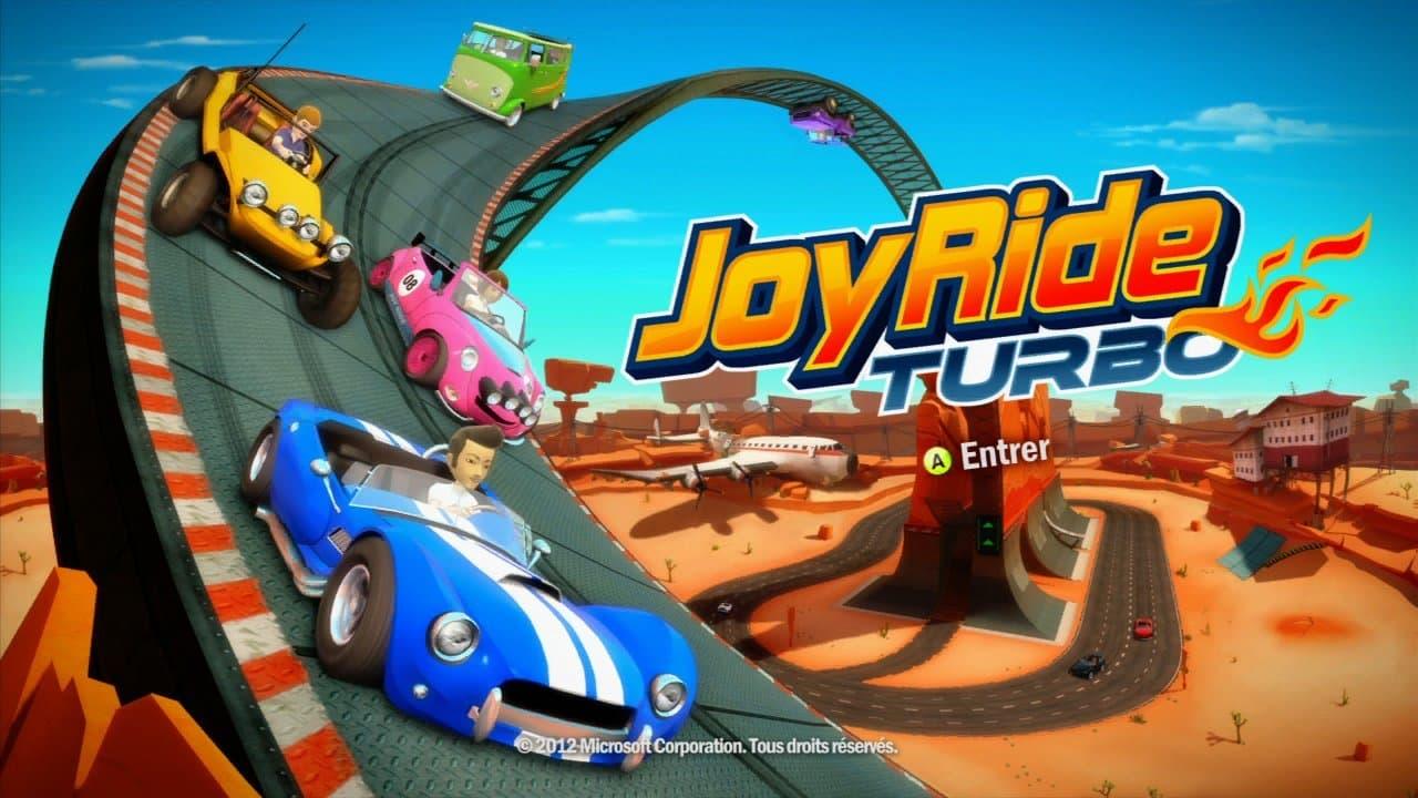 Joy Ride Turbo - Image n°8