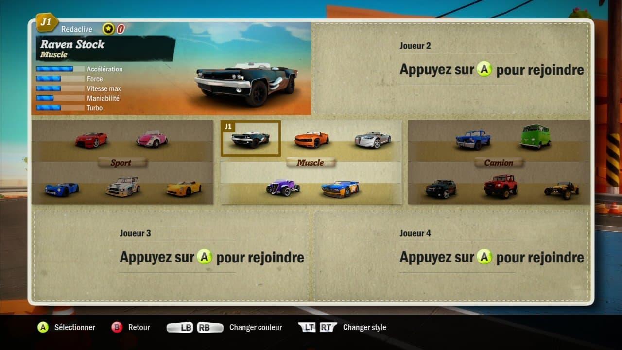 Joy Ride Turbo Xbox 360