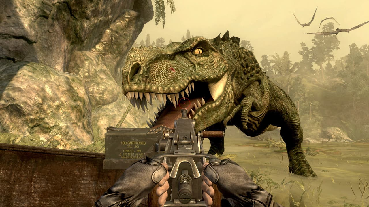 Jurassic: The Hunted Xbox