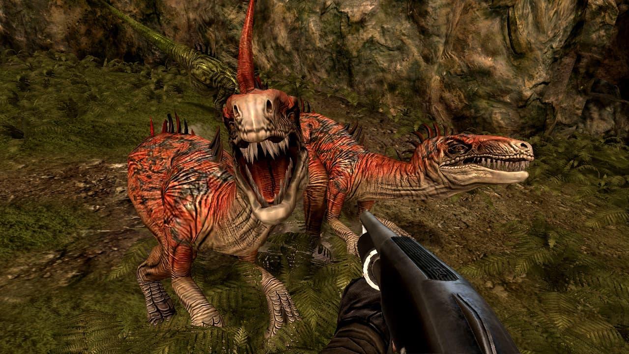 Xbox 360 Jurassic: The Hunted